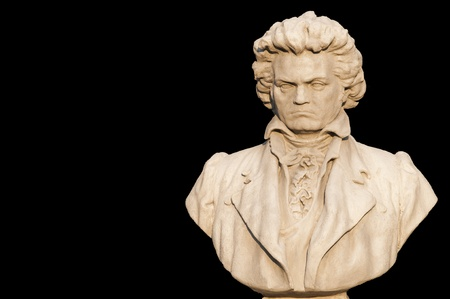 Bust Of Ludwig Van Beethoven