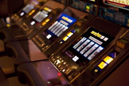 machines: Casino slot machines