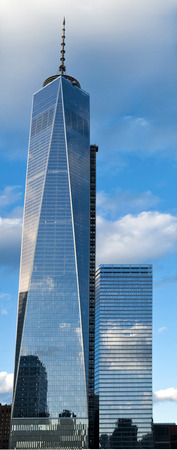 High resolution image of the Freedom Tower