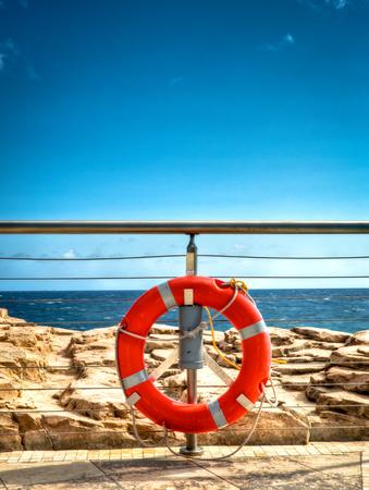 rescuer: Lifeguard Stock Photo