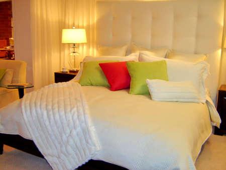Camera da letto dal design moderno