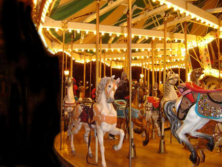 Carousel tonight photo