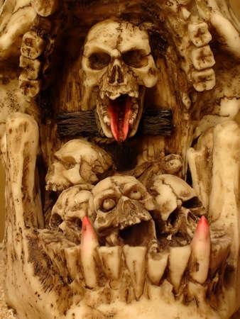 Faces of Hell Banco de Imagens