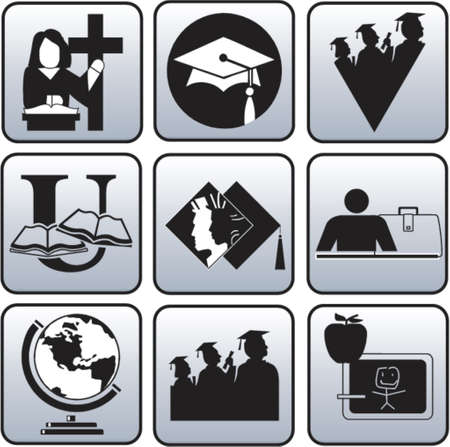 logo: Graduate symbol