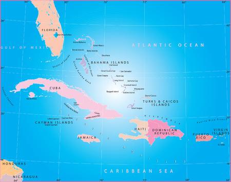 Caribbean sea. Stock fotó - 3062492