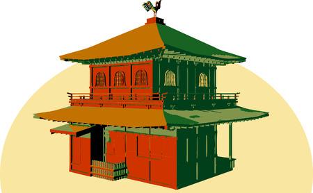 Aziatische structuur. Stockfoto - 3075789