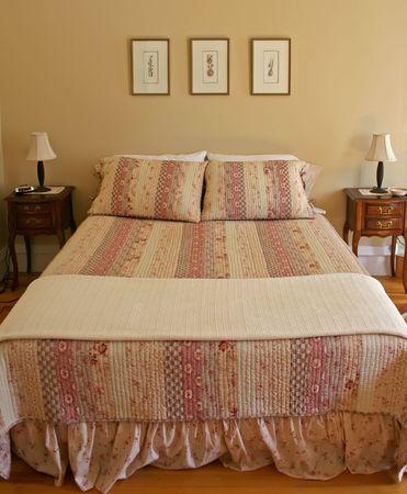 Rustic design bedroom. Imagens - 3168486