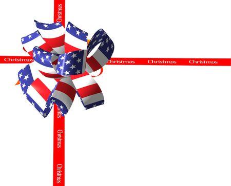 Voor patriottische Kerst mis is buigen.
