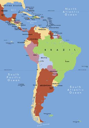 南アメリカ。