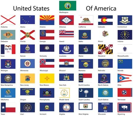 United States of America collection. Reklamní fotografie - 9689515