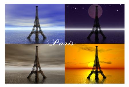 Paris   Reklamní fotografie