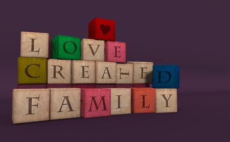Family block.