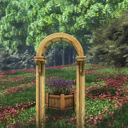 Heaven Garden.