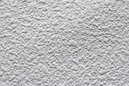 metal structure: Texture rough of gypsum board sheet white color.