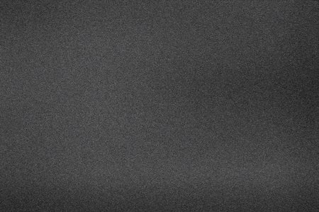 Black rough iron texture, abstract background
