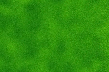 Texture of flannel or green grass turf, abstract background Stock Photo