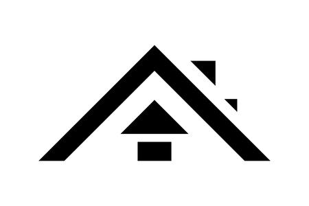 Home icon design, vector illustration