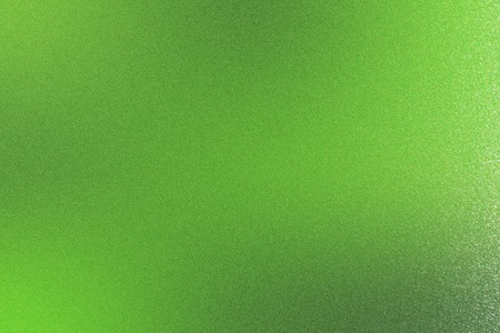 Green rough metal texture, abstract background