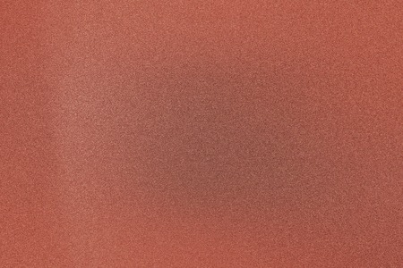 Texture of red steel plate, abstract background