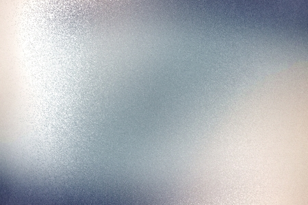 Shiny gray steel sheet, abstract texture background Imagens