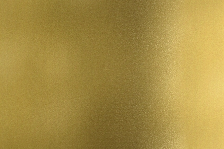 Abstract texture background, scratches on old gold wall Imagens