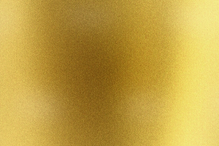 Abstract texture background, shiny gold foil metal wall Banque d'images