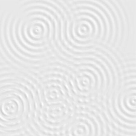 Top view of white milk drop splashing. White creamy liquid, soft background texture Imagens
