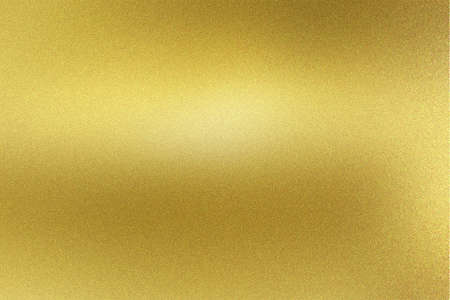 Gold foil glitter metallic wall with copy space, abstract texture background Фото со стока