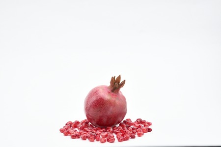 Pomegranate grows most in Asia.Very tasty and popular on a planetary scale.The value for health colosal.