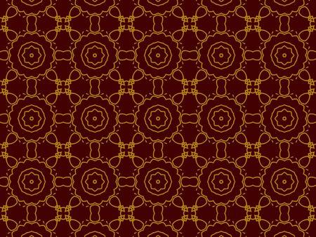 Islamic Patterns. Geometric Art Background.