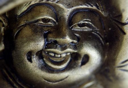 bronzed: bronzed face