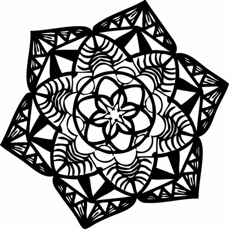 Mandala Vector Pattern