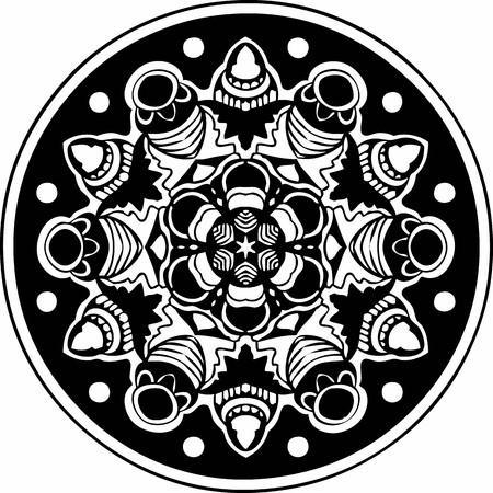 Mandala Vector Pattern