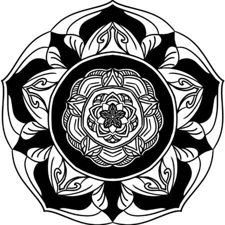 Mandala Vector Art Pattern Design