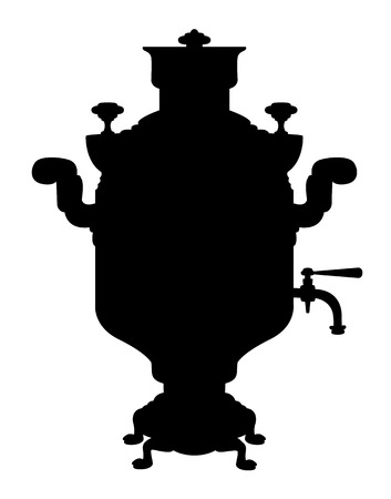 localization: samovar - Russian subject to boil water
