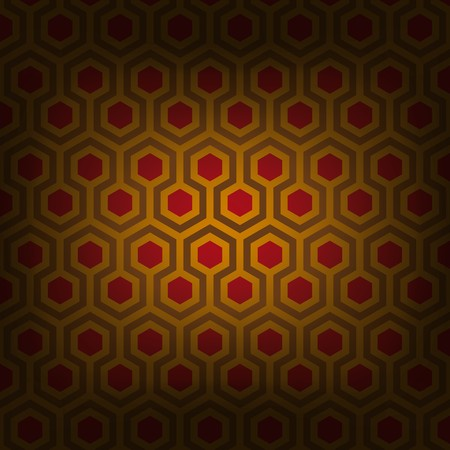 Abstract  illustration of classical traditional artistic pattern. Ideal graphic for background, pattern or texture design. illustration