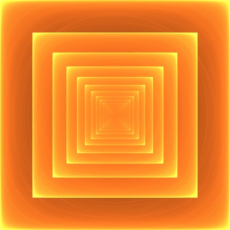Amazing, beautiful picture squares receding into infinity. Abstract background for your project or a wonderful painting on the wall. photo
