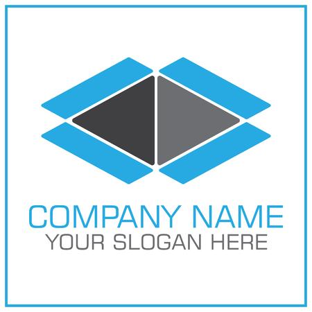 Open Box Vector Logo For Moving / Transportation Company