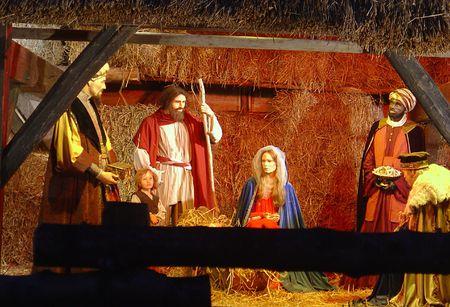 Birth of Jesus Christ                 photo