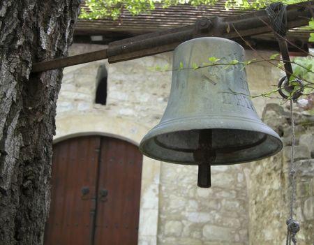 ecclesiastical: Vintage Church Bell