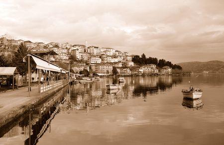 Townscape of Kastoria