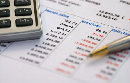 profiting: Financial Report