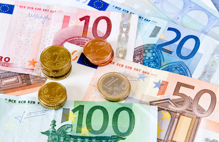 european union currency: Uni�n Europea moneda, dinero y monedas de euro