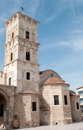 lazarus: Famous Saint Lazarus christian church at Larnaca, Cyprus
