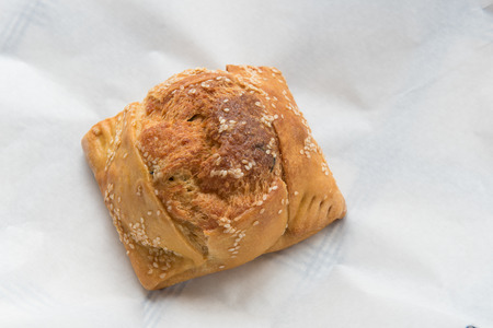 cypriot: Traditional  Cypriot delicious easter cheese pie called  flaounes