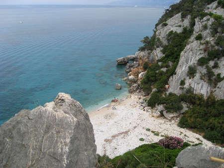 Transparent water, Mediterranean sea, Sardinia, Italy