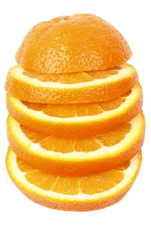 Orangve slices