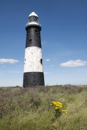spurn: Spurn Point Lighthouse, Humberside, UK