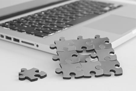 missing piece: Pieza que falta para los problemas inform�ticos