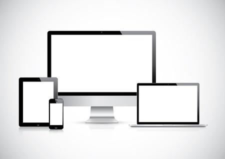 トップの品質電子デバイス空スクリーン パック